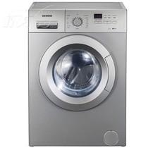 西门子 (SIEMENS)WM08X168TI 5.2公斤全自动滚筒洗衣机(银色)产品图片主图