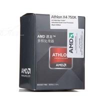 AMD 速龙II四核 750K 盒装CPU(Socket FM2/3.4GHz/4M缓存/100W)产品图片主图