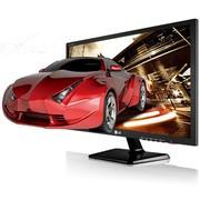 LG D2743P 27英寸IPS不闪式3D宽屏液晶显示器 黑色