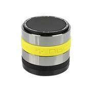 纳百川 BQ-608蓝牙音响可插卡两用无线音箱手机平板电脑通用 黄色