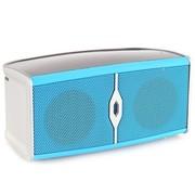 声湃思 R4BR 手机蓝牙 NFC 立体声2.0 无线音箱 蓝色