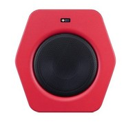 Monkey Banana Turbo10s-RD(单只装) 专业数字有源近场监听音箱(红色)