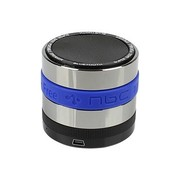 纳百川 BQ-608蓝牙音响可插卡两用无线音箱手机平板电脑通用 蓝色