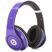Beats 录音师studio 头戴式(紫色)
