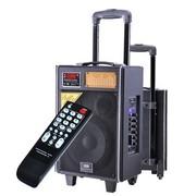 先科 天韵2号 单8寸拉杆音箱 户外便携式音响/大功率录音扩音器
