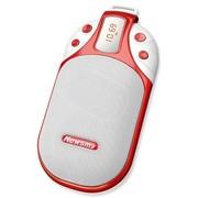 纽曼 L51 运动型MP3/收录音机/便携插卡音响 (红色)