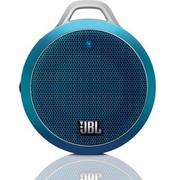 JBL 无线蓝牙音乐盒 Micro Wireless 超强低音 5小时续航 蓝色