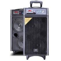 先科 天韵8号 双8寸拉杆音箱 户外便捷式音响/大功率录音扩音器产品图片主图