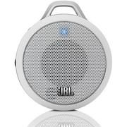 JBL 无线蓝牙音乐盒 Micro Wireless 超强低音 5小时续航 白色