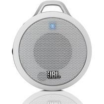JBL 无线蓝牙音乐盒 Micro Wireless 超强低音 5小时续航 白色产品图片主图