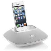 JBL OnBeat Micro iPhone5闪电接口便携式充电音乐底座音箱 白色