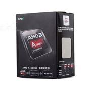 AMD APU系列四核 A8-6600K 盒装CPU(Socket FM2/3.9GHz/4M缓存/HD8570D/100W)