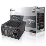 海韵 额定660W P-660 电源(80PLUS白金牌/全模组/支持双CPU/支持SLI/支持背线)