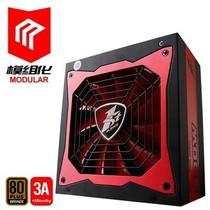 首席玩家 额定500W 黑寡妇500模组 电源(80PLUS铜牌/半模组/14CM液压风扇)产品图片主图