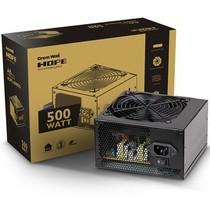 长城 额定500W HOPE-6000DS 电源 (70cm超长背板走线/主动式PFC/12cm静音风扇/宽幅)产品图片主图