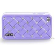 G.G.G MOST(萌) 便携插卡音响 8GTF卡套装 笔记本音箱 MP3音乐播放器 (紫色)