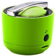G.G.G smart(品客) 无线蓝牙音箱 免提通话 插卡音箱 迷你便携 MP3音乐播放 (绿色)
