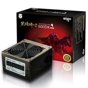 爱国者 额定450W 黑暗骑士600DK 电源(宽幅设计/节能设计/智能温控)