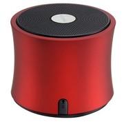 艾特铭客 金刚3 全功能蓝牙音箱 便携迷你小音响 红色