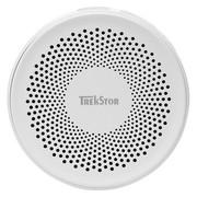 泰克思达 BSB 2in1 德国品牌 无线蓝牙音箱接听电话 吸盘防水音箱 低音炮音响 户外音箱 白色