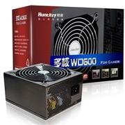 航嘉 500W 电源 多核WD500(双管正激/支持90到265伏电压)