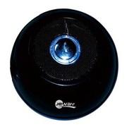晶威利 JS-3409 黑色圆球蓝牙音箱