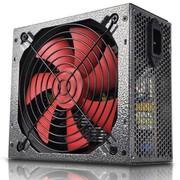 爱国者 额定500W 黑暗骑士600GV白金版 电源(宽幅设计/节能设计/智能温控)