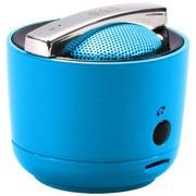 G.G.G smart(品客) 无线蓝牙音箱 免提通话 插卡音箱 迷你便携 MP3音乐播放 (蓝色)