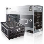 海韵 额定860W P-860 电源(80PLUS白金牌/全模组/支持双CPU/支持SLI/支持背线)