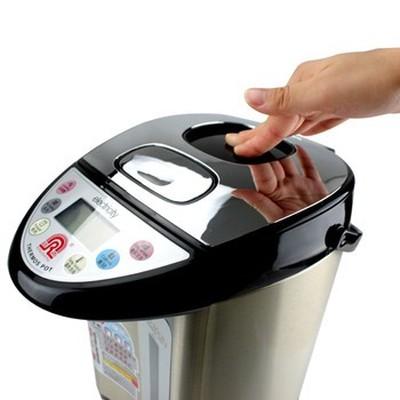 容声 /Ronshen RS-K-755全不锈钢电热水瓶五段保温 童锁功能产品图片3