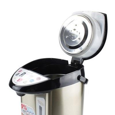 容声 /Ronshen RS-K-755全不锈钢电热水瓶五段保温 童锁功能产品图片4