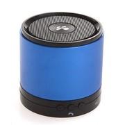 佐伴 ZB-BP08BL 蓝牙无线音箱 免提通话 音频输入(蓝色)
