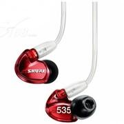 舒尔 SHURE SE535LTD 舞台绕耳(红色)