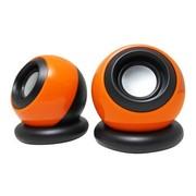 屁颠虫 028 USB低音炮便携式笔多媒体音响028(橙色)