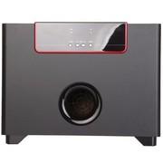 现代 HY-316-09 5.1有源木质重低音炮音响 家庭影院/带USB/SD播放(黑色)