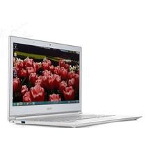 宏碁 S7-392 13.3英寸超极本(i5-4200U/8G/128G SSD/核显/触控屏/Win8/白色)产品图片主图