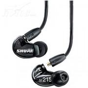 舒尔 SHURE SE215 舞台绕耳(黑色)