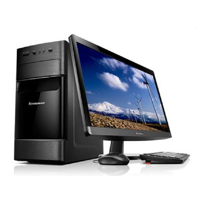 联想 新圆梦H515 21.5英寸台式机(A4-5000/4G/500G/R5 235 2G独显/Win8)产品图片1