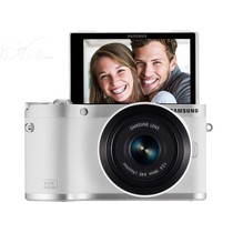 三星 NX300M 微单套机 白色(18-55mm III F3.5-5.6 OIS 镜头)产品图片主图