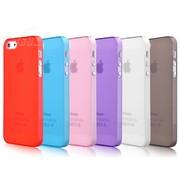 珂玛 iPhone 5/5S极度超薄磨沙背壳