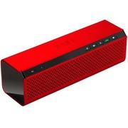 月光宝盒 爱国者(aigo)B28红色 蓝牙无线免提通话小音箱插卡重低音立体声播放器 手机电脑可用