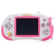 金柠檬(Goldlimon) K35 -4GS-桃红套装 儿童全智能掌上电脑 语音动画系统 宝贝云免费下载 视频点读故事机
