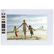 索尼 DPF-HD1000  2G 10.1寸 数码相框 白色