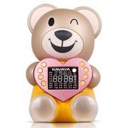 卡梵亚(KAVAYA) 卡卡熊爱心大使  视频智能好习惯引导早教故事机  粉色