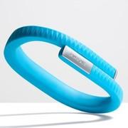 Jawbone up 智能手环 计步器 ios/android平板设备等通用 L号 蓝色