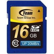 十铨 16GB Class10 SD 高速 相机存储卡