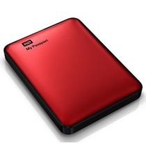 西部数据 My Passport USB3.0 1TB 超便携硬盘(红色)BBEP0010BRD-PESN产品图片主图