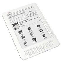 博阅 G10电子书阅读器 9.7寸E-ink电子墨水屏 无线wifi上网 全键盘 白色产品图片主图
