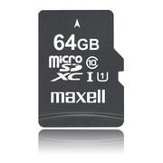 麦克赛尔 64G TF(Micro-SD) C10 48MB/S UHS-1高速存储卡