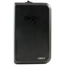 爱国者 HD806 移动存储王 移动硬盘 USB3.0 1T(黑色)产品图片主图
